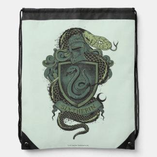 Wappen Harry Potter | Slytherin Sportbeutel