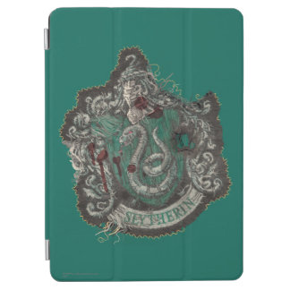 Wappen Harry Potter | Slytherin - Vintag iPad Air Cover