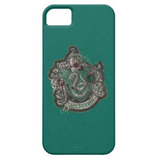 Wappen Harry Potter | Slytherin - Vintag iPhone 5 Schutzhülle