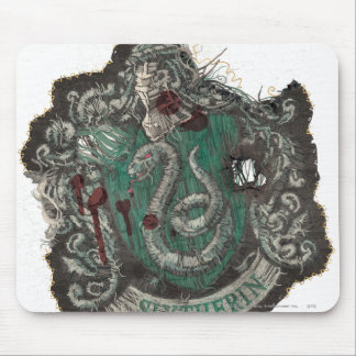 Wappen Harry Potter | Slytherin - Vintag Mousepad