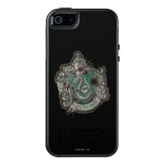 Wappen Harry Potter   Slytherin - Vintag OtterBox iPhone 5/5s/SE Hülle