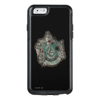 Wappen Harry Potter | Slytherin - Vintag OtterBox iPhone 6/6s Hülle