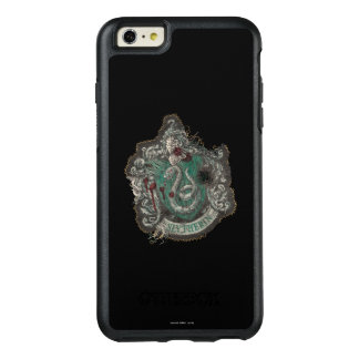 Wappen Harry Potter | Slytherin - Vintag OtterBox iPhone 6/6s Plus Hülle