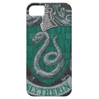 Wappen Harry Potter | Slytherin - Vintag Schutzhülle Fürs iPhone 5