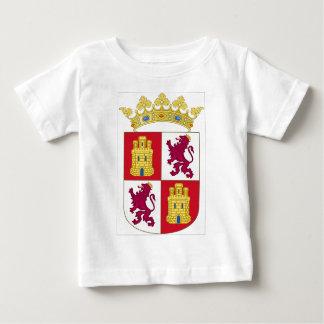 Wappen Kastiliens y Leon (Spanien) Baby T-shirt