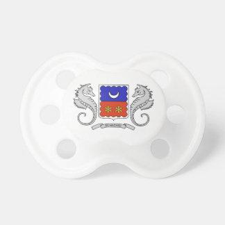 Wappen Mayotten (Frankreich) Schnuller