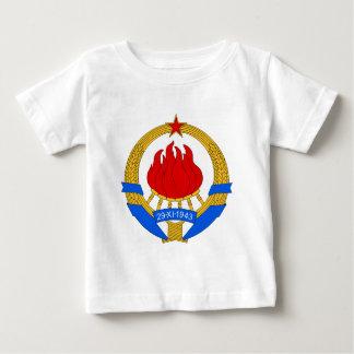 Wappen offizielles Wappenkunde Jugoslawiens Baby T-shirt