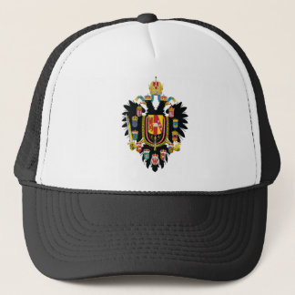 Wappen Österreichs Ungarn (1894-1915) Truckerkappe