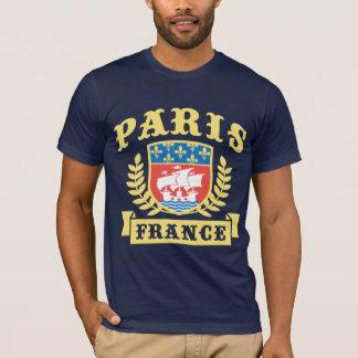 Wappen Paris Frankreich T-Shirt