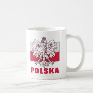 Wappen Polens Polska Kaffeehaferl
