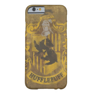 Wappen-Spray-Farbe Harry Potter | Hufflepuff Barely There iPhone 6 Hülle
