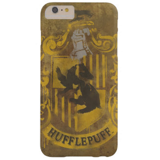 Wappen-Spray-Farbe Harry Potter | Hufflepuff Barely There iPhone 6 Plus Hülle
