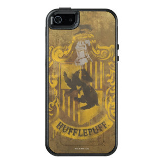 Wappen-Spray-Farbe Harry Potter   Hufflepuff OtterBox iPhone 5/5s/SE Hülle