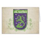 Wappen St. Urho - Karte