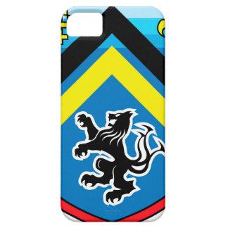Wappen Streifen des Drache-Löwe-2 Schutzhülle Fürs iPhone 5
