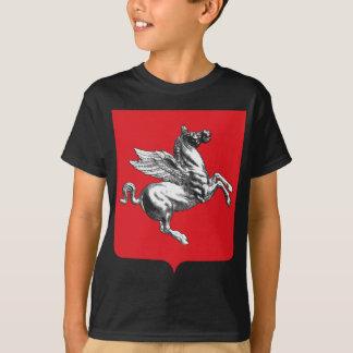 Wappen Toskana (Italien) Shirt