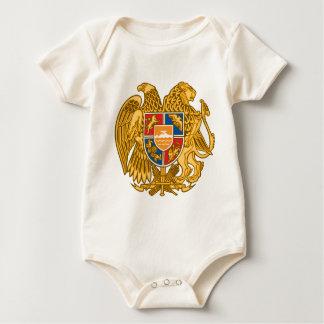 Wappen von Armenien - armenisches Emblem Baby Strampler