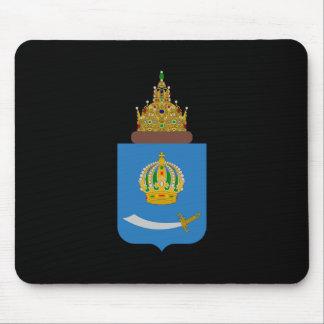 Wappen von Astrakhan oblast Mousepad