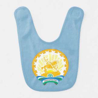 Wappen von Bashkortostan Babylätzchen