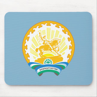 Wappen von Bashkortostan Mousepad