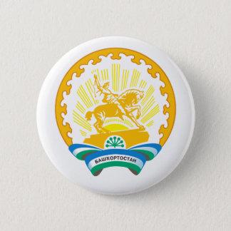 Wappen von Bashkortostan Runder Button 5,7 Cm