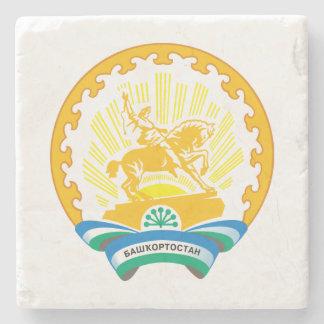 Wappen von Bashkortostan Steinuntersetzer