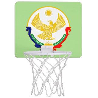 Wappen von Dagestan Mini Basketball Netz