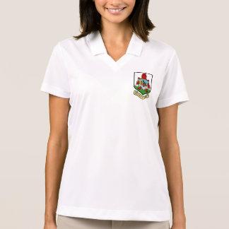 Wappen von den Bermudas Polo-Shirt Polo Shirt