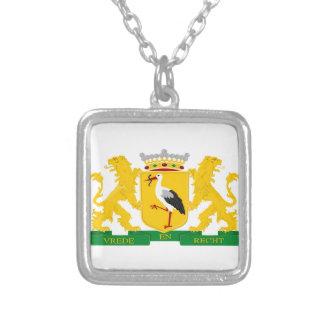 Wappen von Den Haag Versilberte Kette