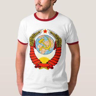 Wappen von der ehemaligen Sowjetunion T-Shirt