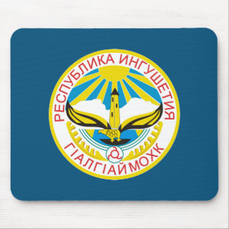 Wappen von Inguschetien Mousepad