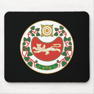 Wappen von Khakassia Mousepad