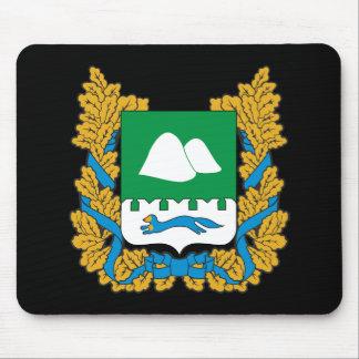 Wappen von Kurgan oblast Mousepad