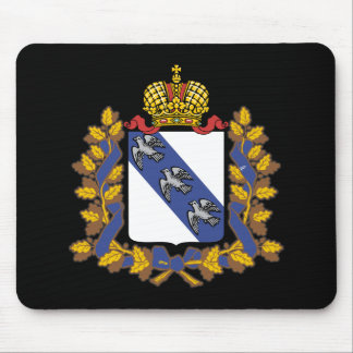 Wappen von Kursk oblast Mousepad