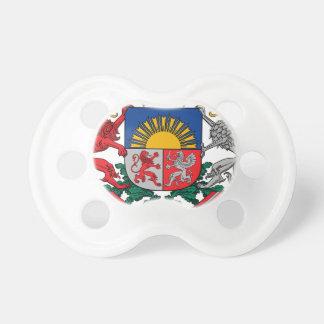 Wappen von Lettland - Latvijas ģerbonis Schnuller