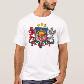 Wappen von Lettland - Latvijas ģerbonis T-Shirt