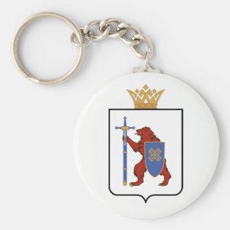 Wappen von Mari-EL Schlüsselanhänger