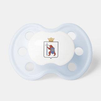 Wappen von Mari-EL Schnuller