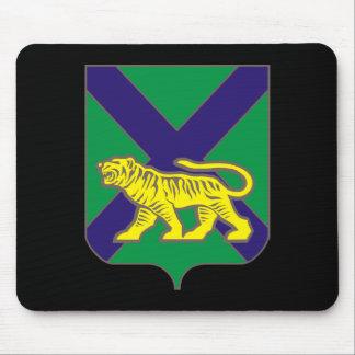 Wappen von Primorsky krai Mousepad
