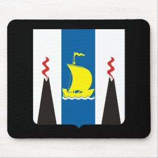 Wappen von Sachalin oblast Mousepad