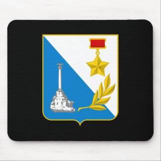 Wappen von Sewastopol Mousepad