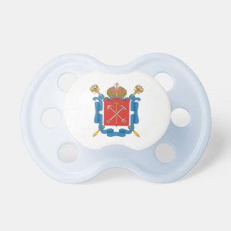 Wappen von St Petersburg Schnuller