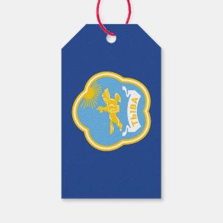 Wappen von Tuwa Geschenkanhänger