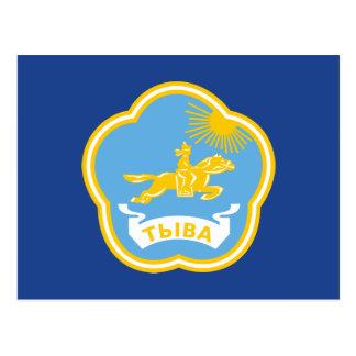 Wappen von Tuwa Postkarte