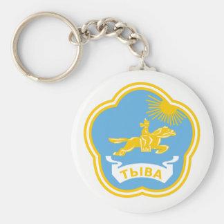 Wappen von Tuwa Schlüsselanhänger