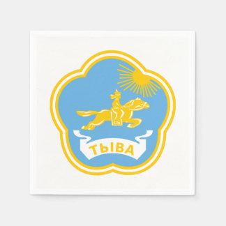 Wappen von Tuwa Serviette