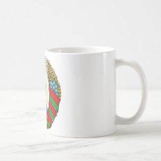 Wappen von Weißrussland Kaffeetasse