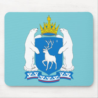 Wappen von Yamal-Nenetsia Mousepad
