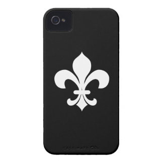 Wappenkunde Fleur-Di-Lis iPhone 4 Fall iPhone 4 Etuis