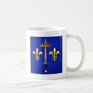 Wappenkunde von Jeanne d'Arc Jeanne D'Arc Kaffeetasse